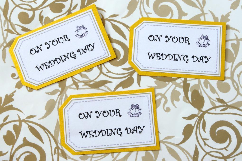 Free Printable Wedding Tags Fun And Functional Blog